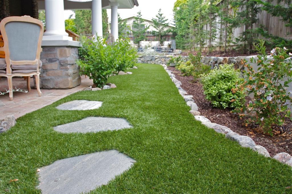 Fake Grass For Yard Ideas For A Beautiful Backyardfake