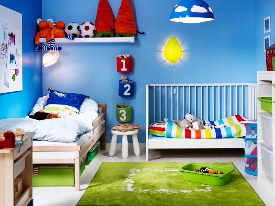 Fake grass carpet for kids room