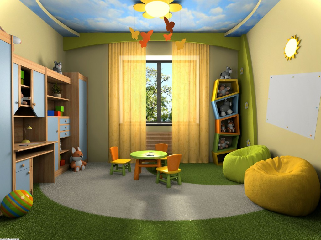 kids room carpet drom fake grass